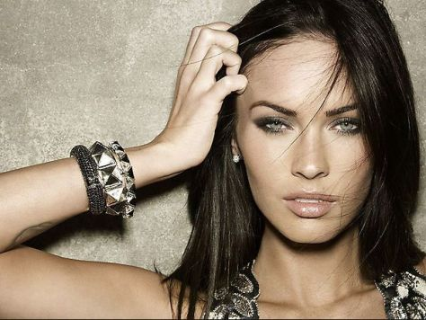 Megan Fox Photo by Cliff Watts