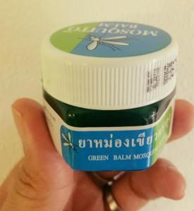 4 Green Balm