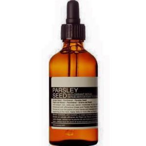 10 Parsley Aesop