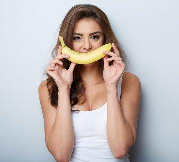 กินกล้วยอย่างมีความสุข ไม่งอม ไม่นิ่ม ไม่ดำ ไม่ช้ำ