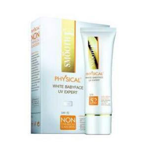 Smooth E Physical White Babyface UV Expert SPF 52